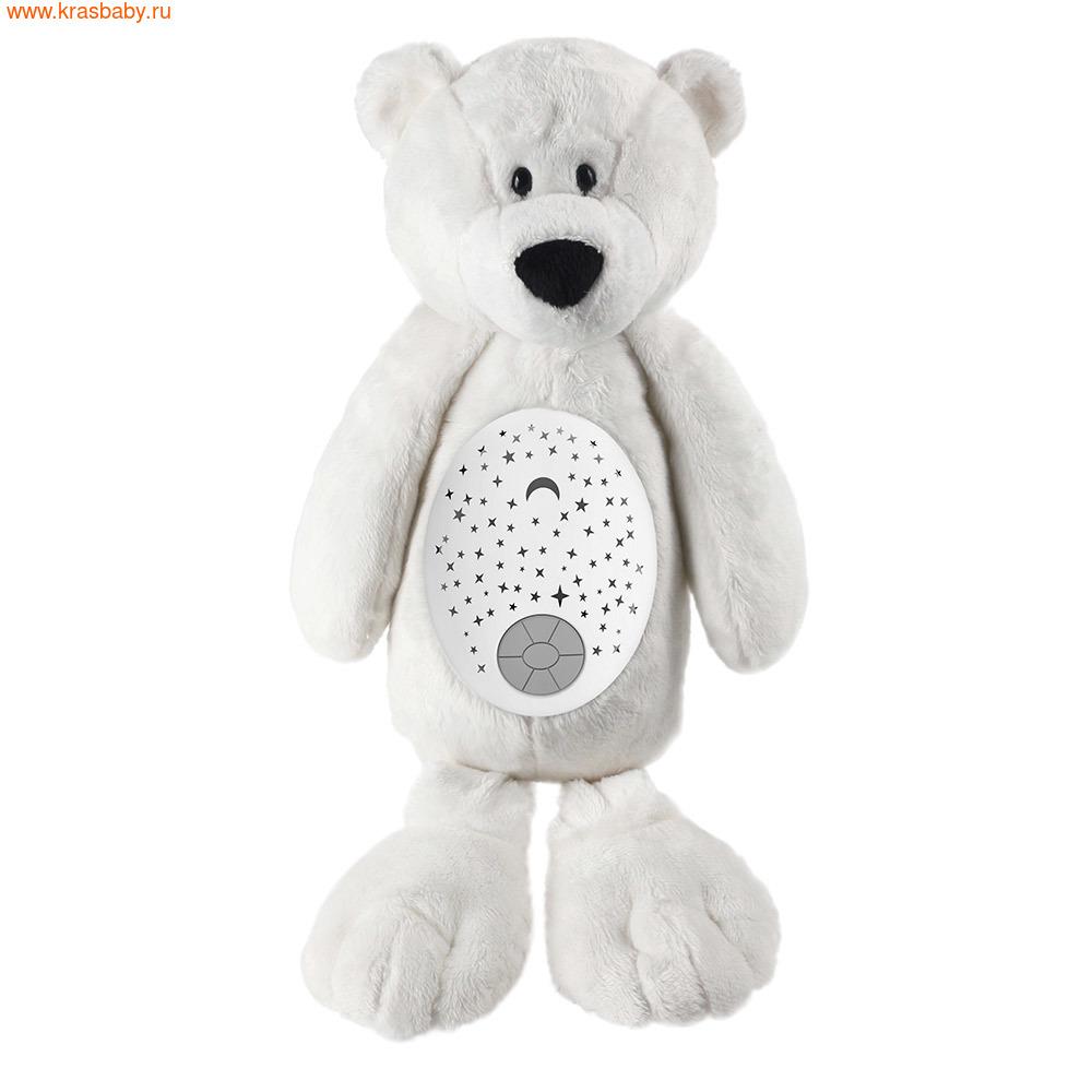 """игрушка-проектор PITUSO Мягкая игрушка-проектор Pituso """"Слоник"""" """"Мишка"""" """"Бегемотик"""" (фото, вид 1)"""