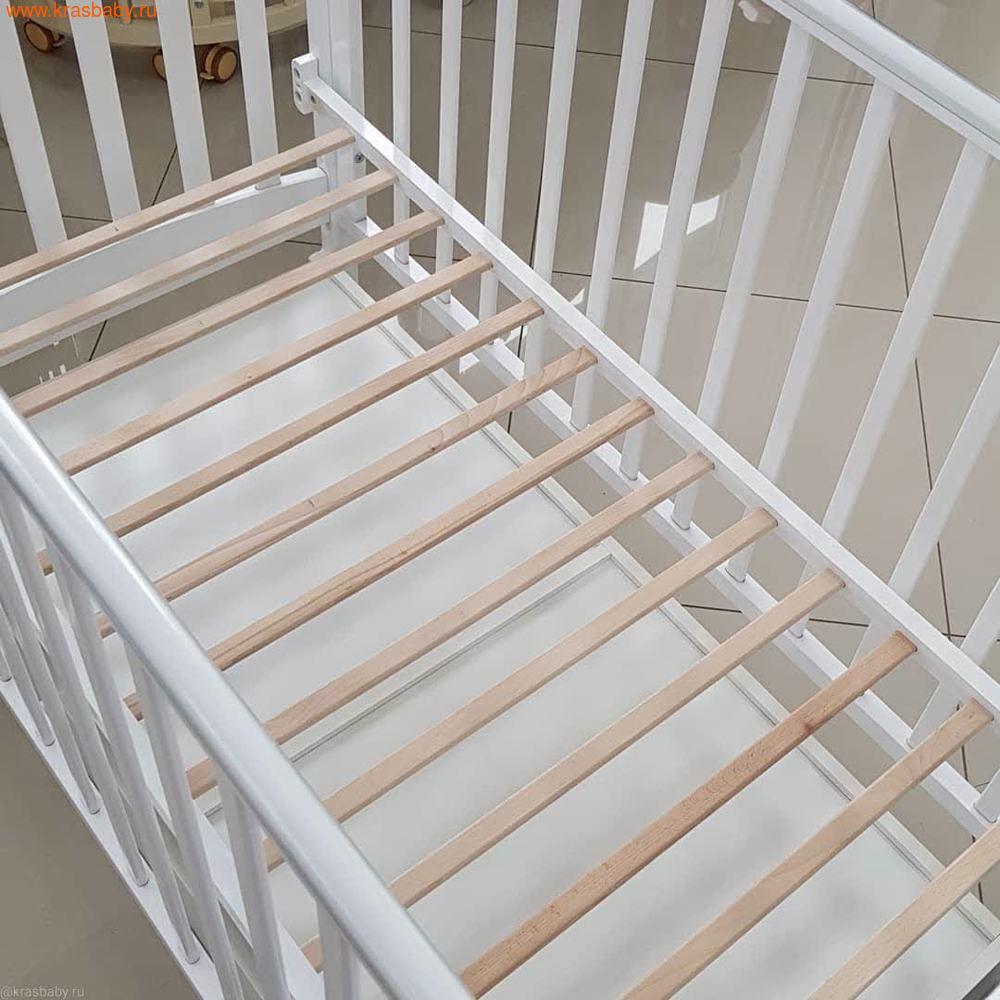 Кроватка GANDYLYAN Софи (универсальный маятник) (фото, вид 12)