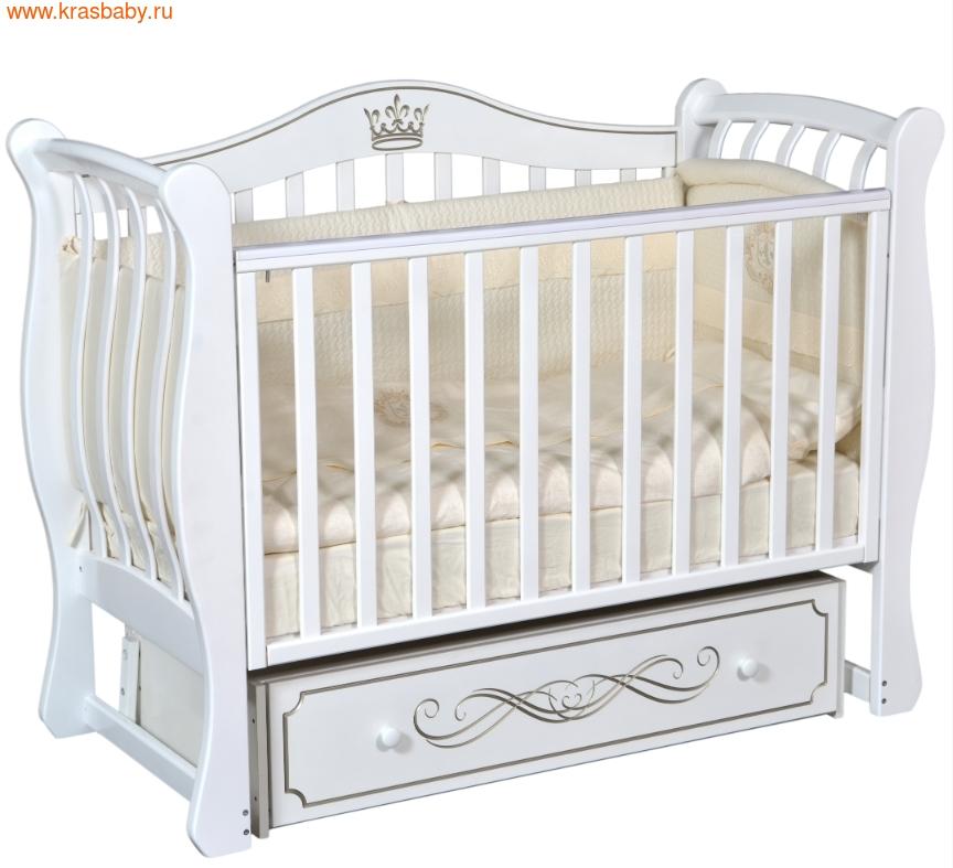 Кроватка Кедр BELLA 2 (фото, вид 3)