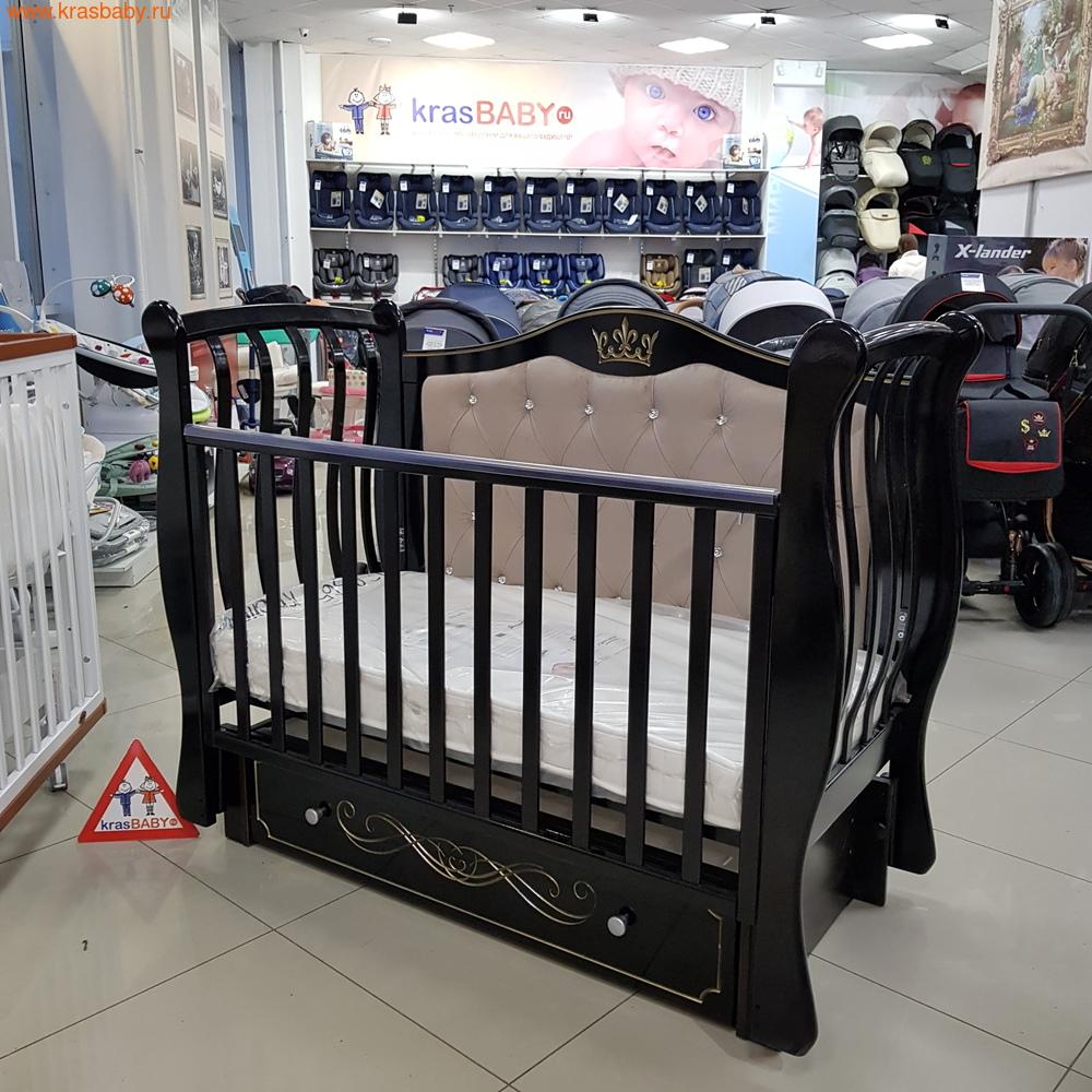 Кроватка Кедр Olivia 2 (фото, вид 8)