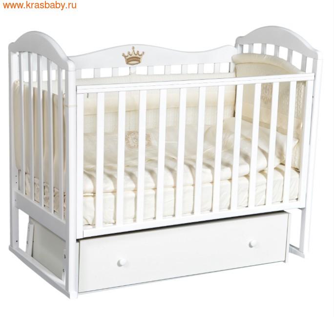 Кроватка Кедр EMILY 1 (фото, вид 6)