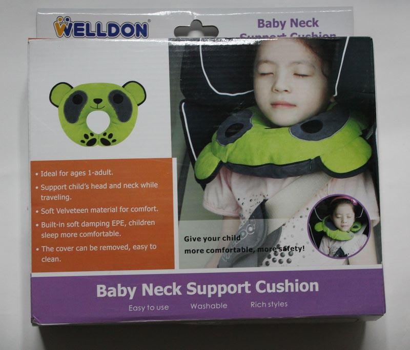 Подушка WELLDON под шею (фото, вид 3)