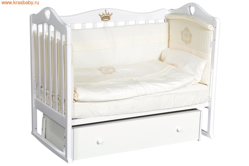 Кроватка Кедр KAROLINA 7 (фото, вид 2)