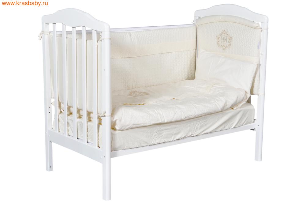 Кроватка Кедр HELEN 1 (фото, вид 3)