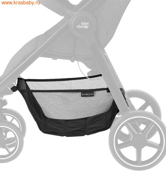 Коляска прогулочная BRITAX ROEMER прогулочная коляска B-Agile R (фото, вид 3)