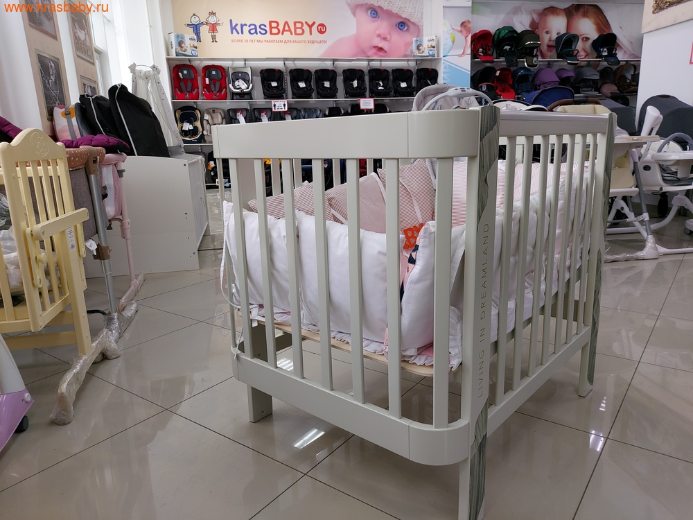 Кровать-трансформер HAPPY BABY MOMMY LOVE (фото, вид 13)