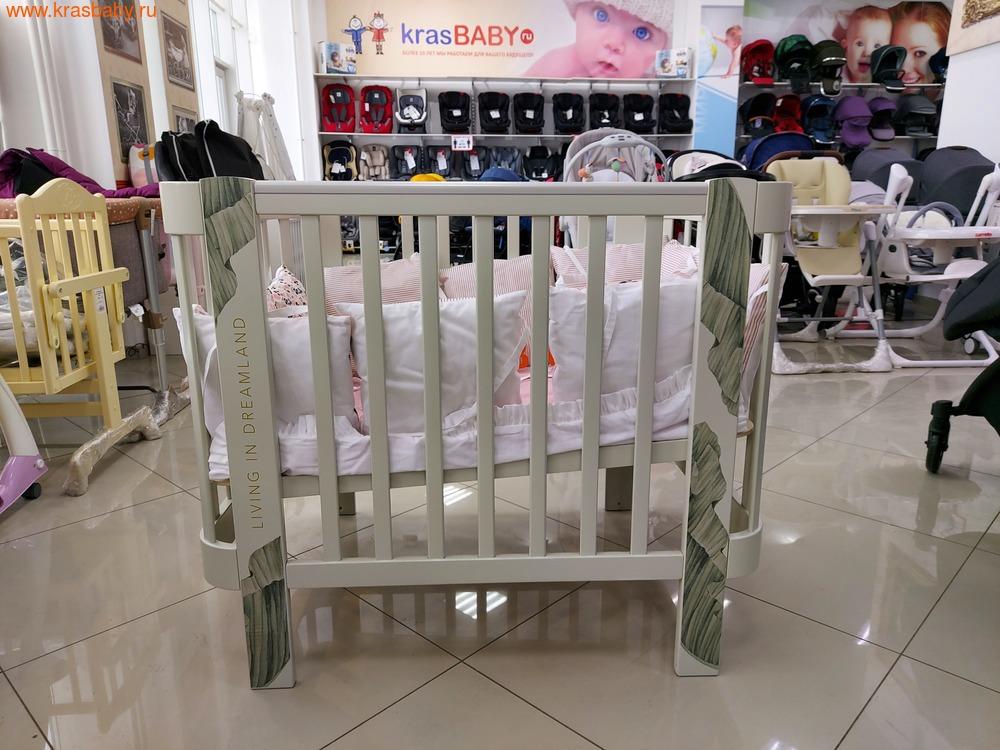 Кровать-трансформер HAPPY BABY MOMMY LOVE (фото, вид 17)