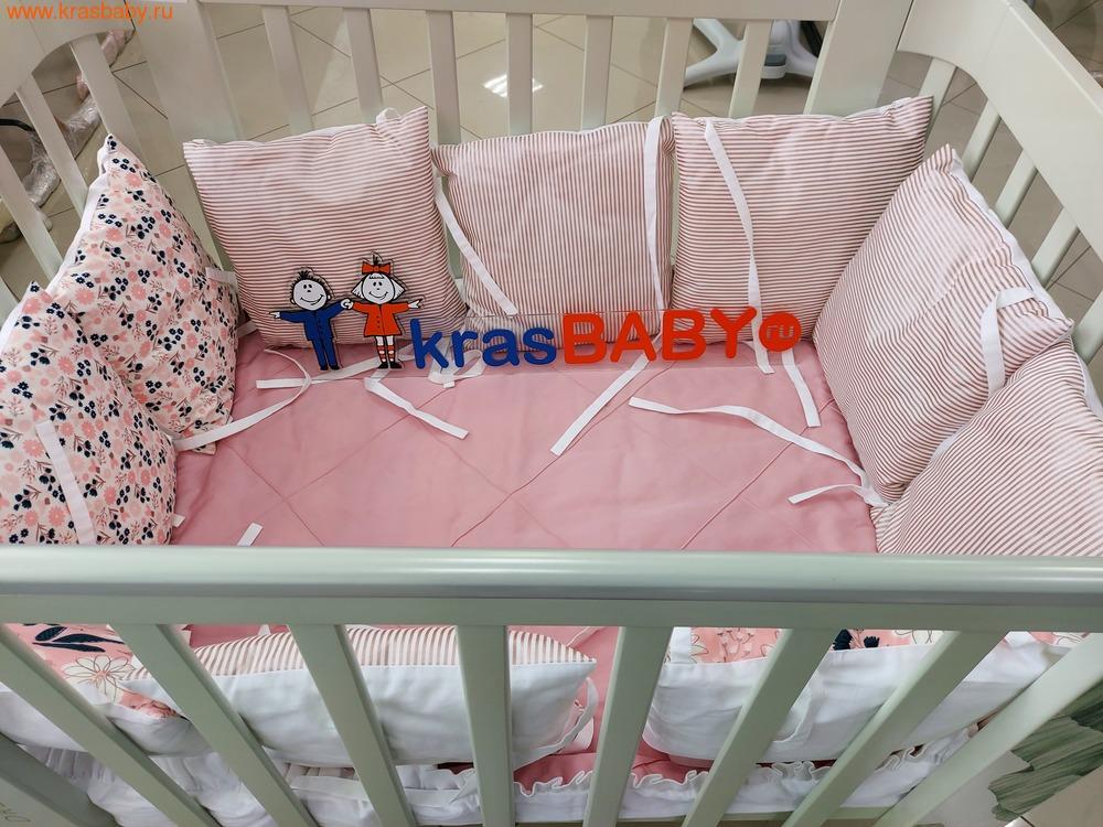 Кровать-трансформер HAPPY BABY MOMMY LOVE (фото, вид 18)