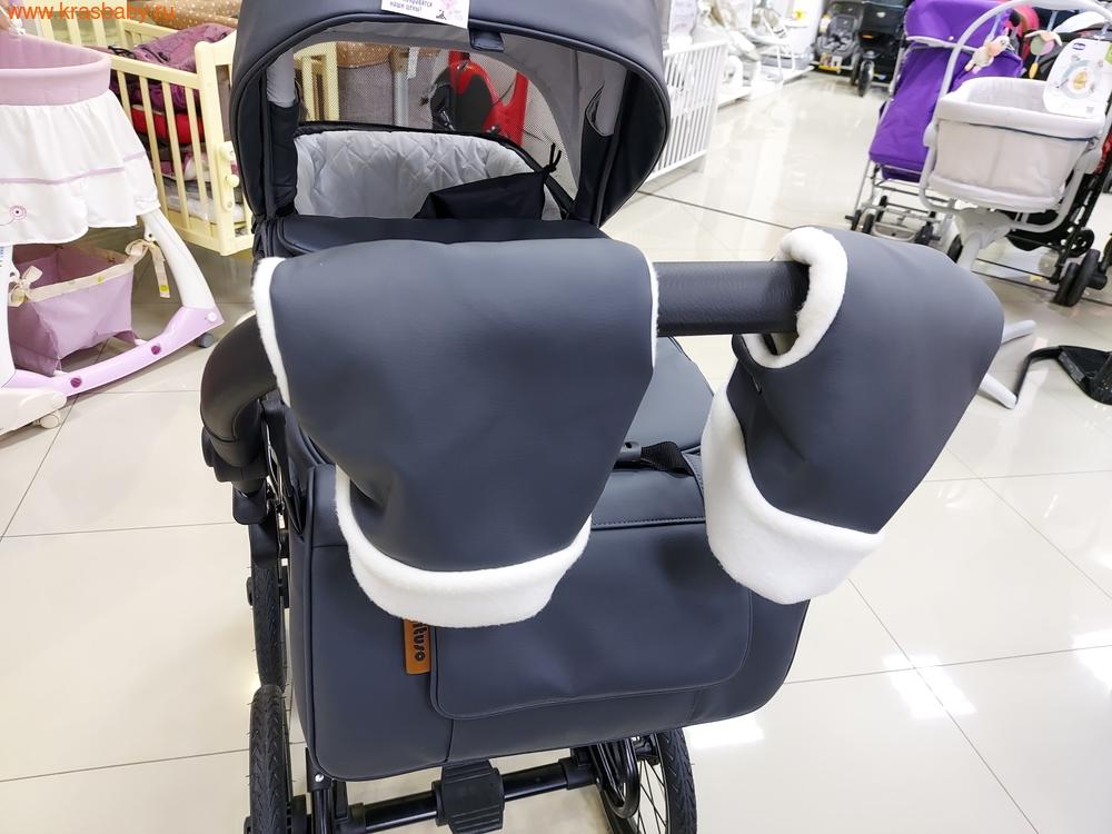 Коляска для новорожденного PITUSO Leticia classic (фото, вид 11)