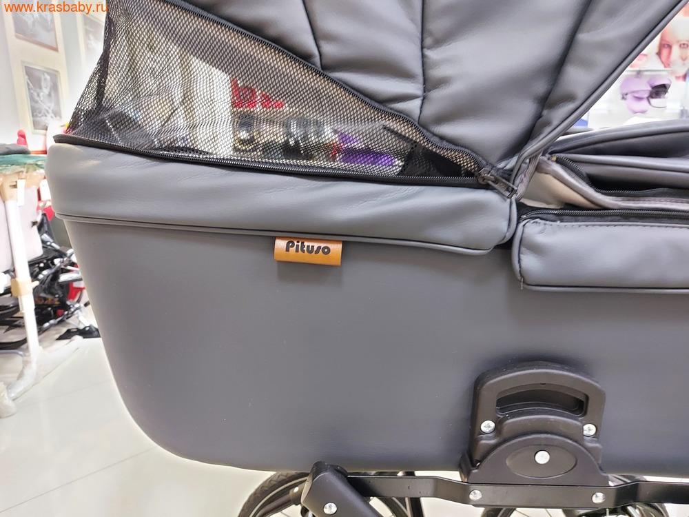 Коляска для новорожденного PITUSO Leticia classic (фото, вид 13)