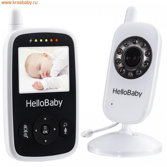 Видеоняня HelloBaby Цифровая видеоняня HelloBaby HB24 (фото, вид 3)