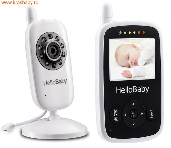 Видеоняня HelloBaby Цифровая видеоняня HelloBaby HB24 (фото, вид 6)