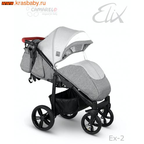 Camarelo прогулочная коляска ELIX (фото, вид 1)