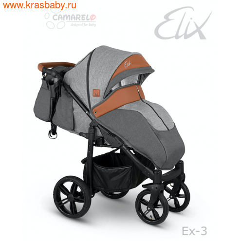 Camarelo прогулочная коляска ELIX (фото, вид 2)