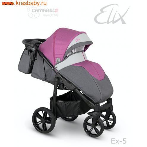 Camarelo прогулочная коляска ELIX (фото, вид 3)