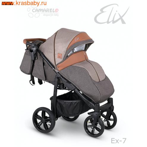 Camarelo прогулочная коляска ELIX (фото, вид 5)
