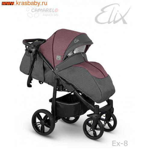 Camarelo прогулочная коляска ELIX (фото, вид 6)