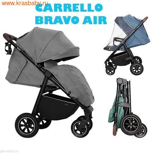 Коляска прогулочная CARRELLO BRAVO AIR (фото, вид 10)
