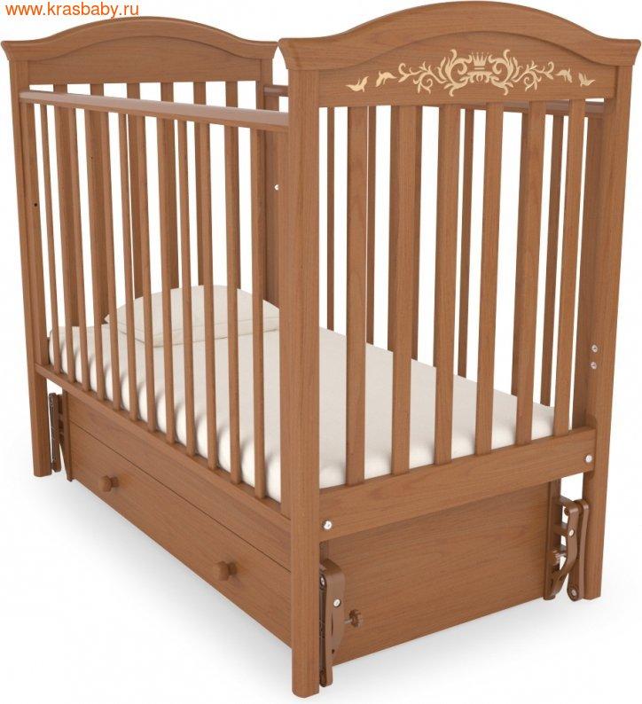 Кроватка GANDYLYAN Даниэль Люкс (фото, вид 7)