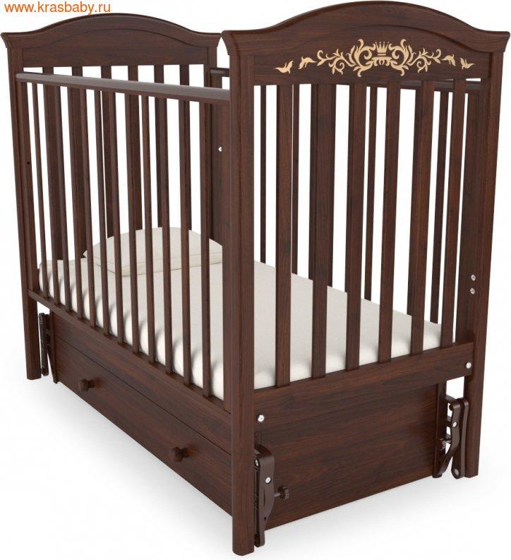 Кроватка GANDYLYAN Даниэль Люкс (фото, вид 8)