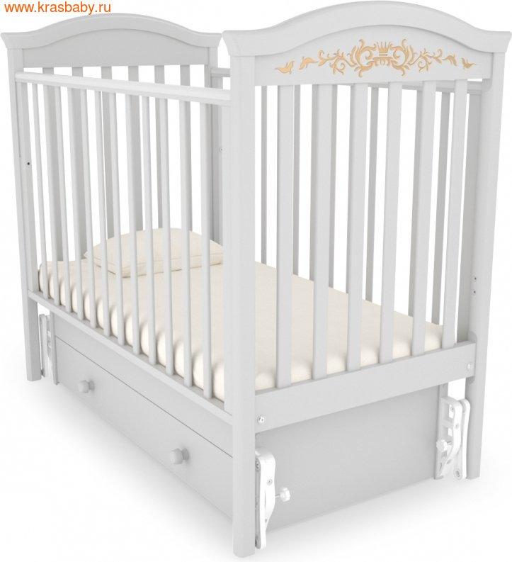 Кроватка GANDYLYAN Даниэль Люкс (фото, вид 12)