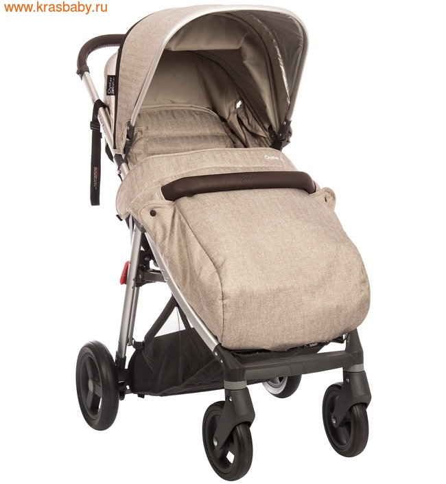 Коляска прогулочная Baby Style OYSTER ZERO (7,9кг) (фото, вид 10)
