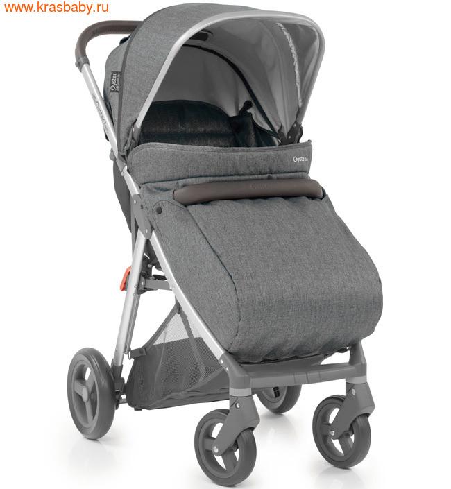 Коляска прогулочная Baby Style OYSTER ZERO (7,9кг) (фото, вид 11)