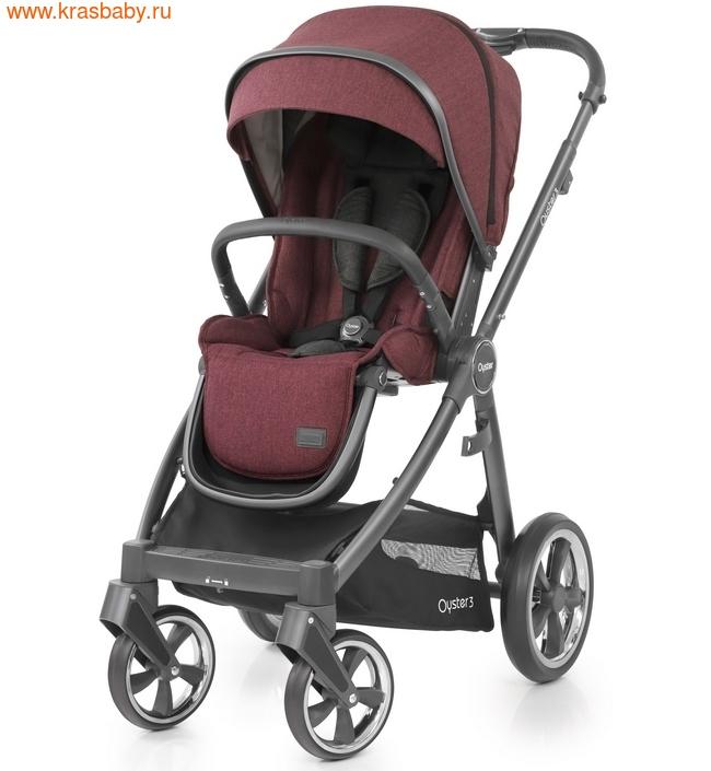 Коляска прогулочная Baby Style OYSTER 3 Прогулочная коляска (фото, вид 6)