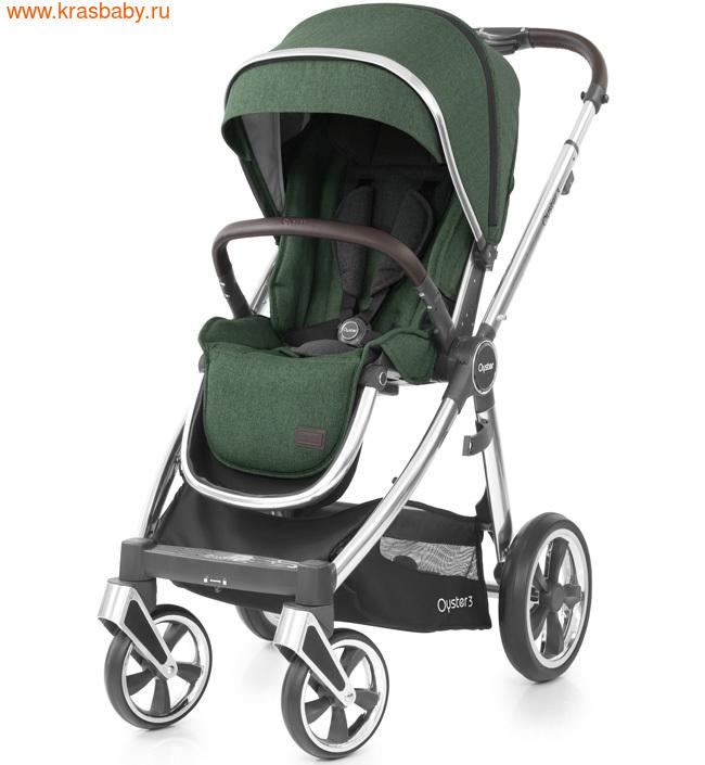 Коляска прогулочная Baby Style OYSTER 3 Прогулочная коляска (фото, вид 9)