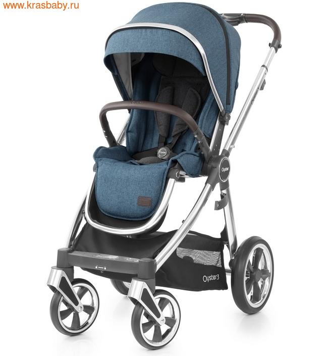 Коляска прогулочная Baby Style OYSTER 3 Прогулочная коляска (фото, вид 11)