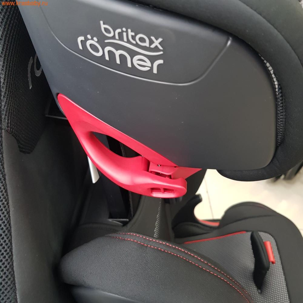 Автокресло BRITAX ROEMER KIDFIX III S (фото, вид 22)