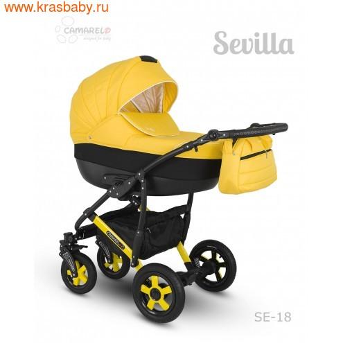Коляска модульная Camarelo модульная коляска SEVILLA 2 в 1, 3 в 1 (фото, вид 2)