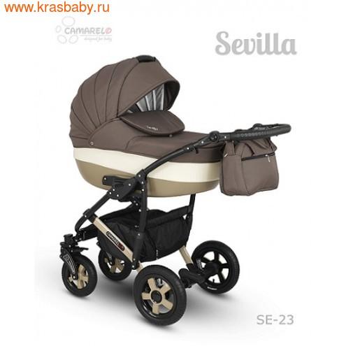 Коляска модульная Camarelo модульная коляска SEVILLA 2 в 1, 3 в 1 (фото, вид 3)