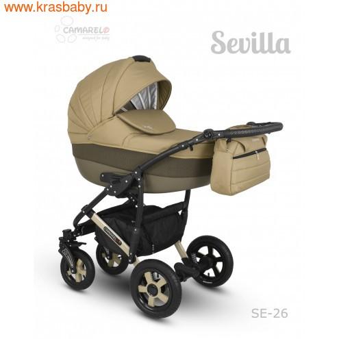 Коляска модульная Camarelo модульная коляска SEVILLA 2 в 1, 3 в 1 (фото, вид 4)