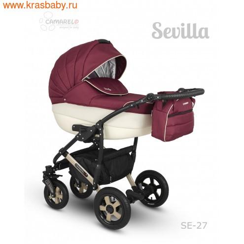 Коляска модульная Camarelo модульная коляска SEVILLA 2 в 1, 3 в 1 (фото, вид 5)