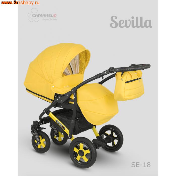 Коляска модульная Camarelo модульная коляска SEVILLA 2 в 1, 3 в 1 (фото, вид 14)