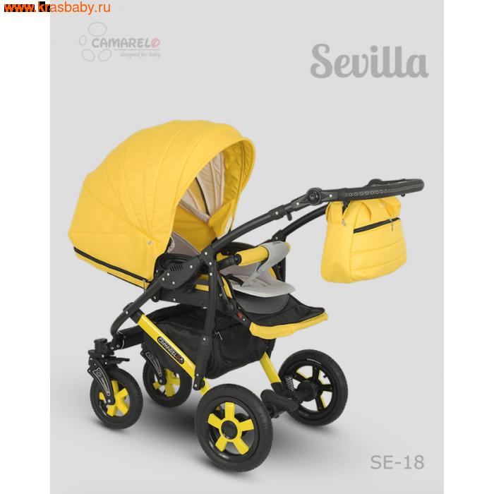 Коляска модульная Camarelo модульная коляска SEVILLA 2 в 1, 3 в 1 (фото, вид 15)