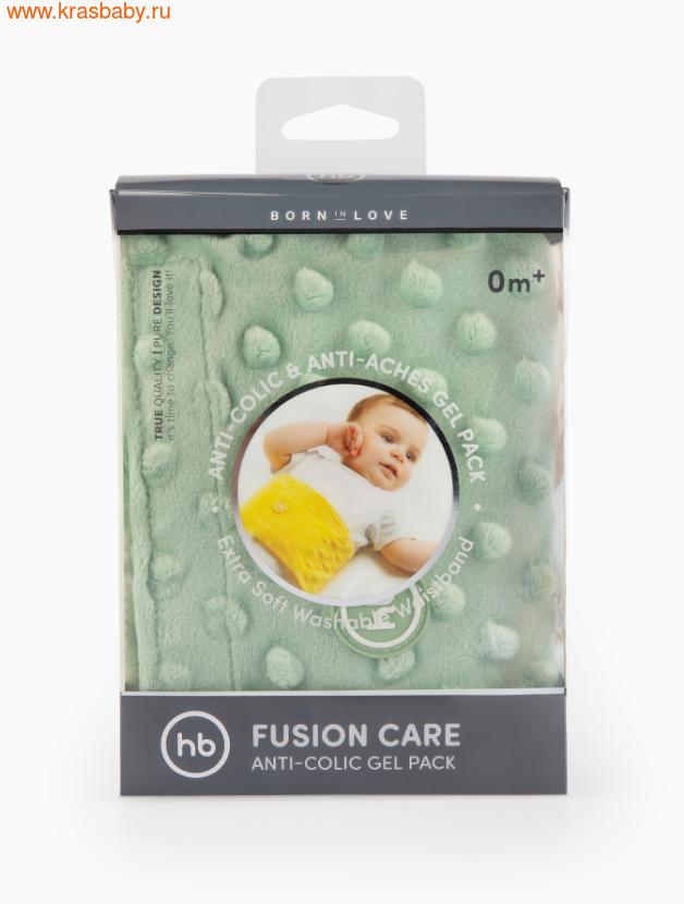 HAPPY BABY Грелка гелевая анти-коликовая с чехлом (фото, вид 2)
