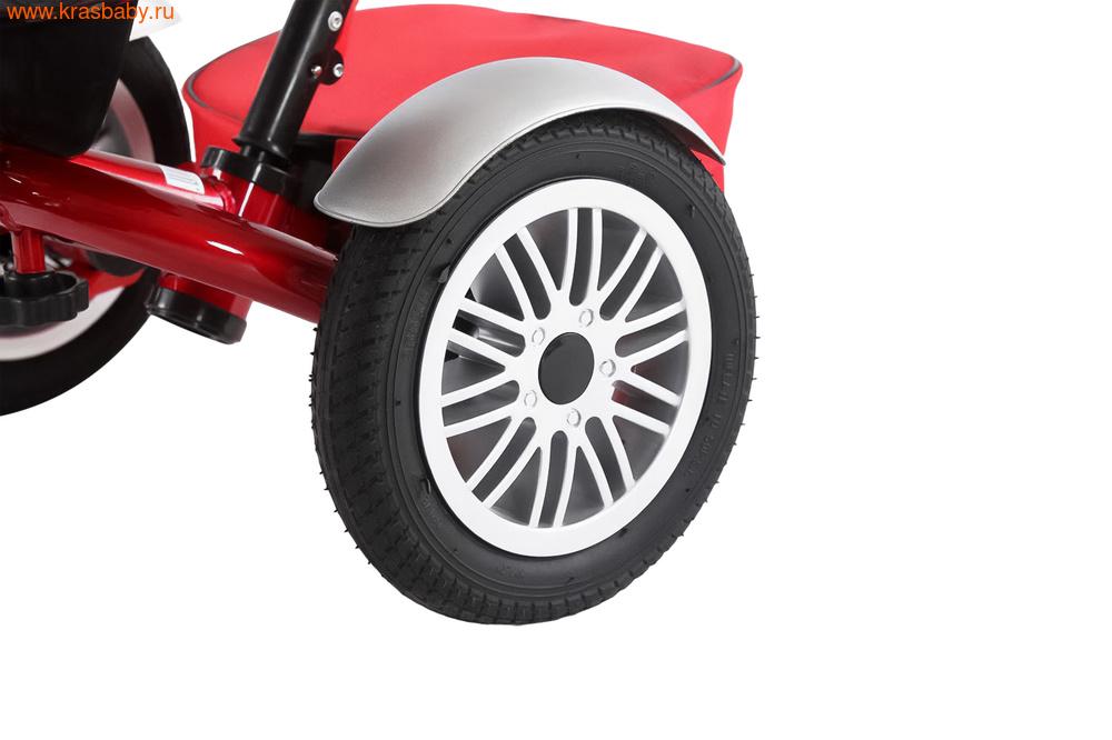 Велосипед FARFELLO ДЕТСКИЙ ТРЁХКОЛЁСНЫЙ ВЕЛОСИПЕД YLT-6189 (фото, вид 7)