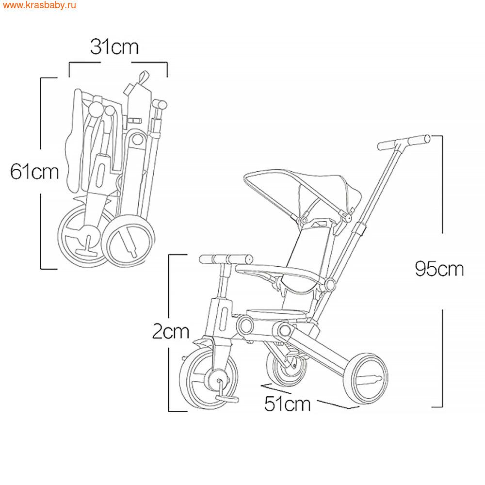 Велосипед PITUSO 3-х КОЛЁСНЫЙ СКЛАДНОЙ ВЕЛОСИПЕД LEVE (фото, вид 7)
