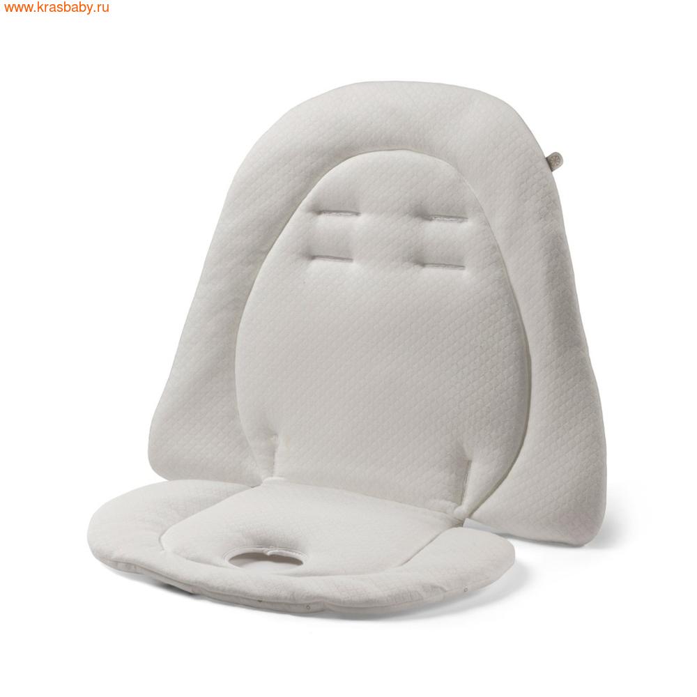Peg Perego Универсальный вкладыш Baby Cushion White (фото, вид 1)