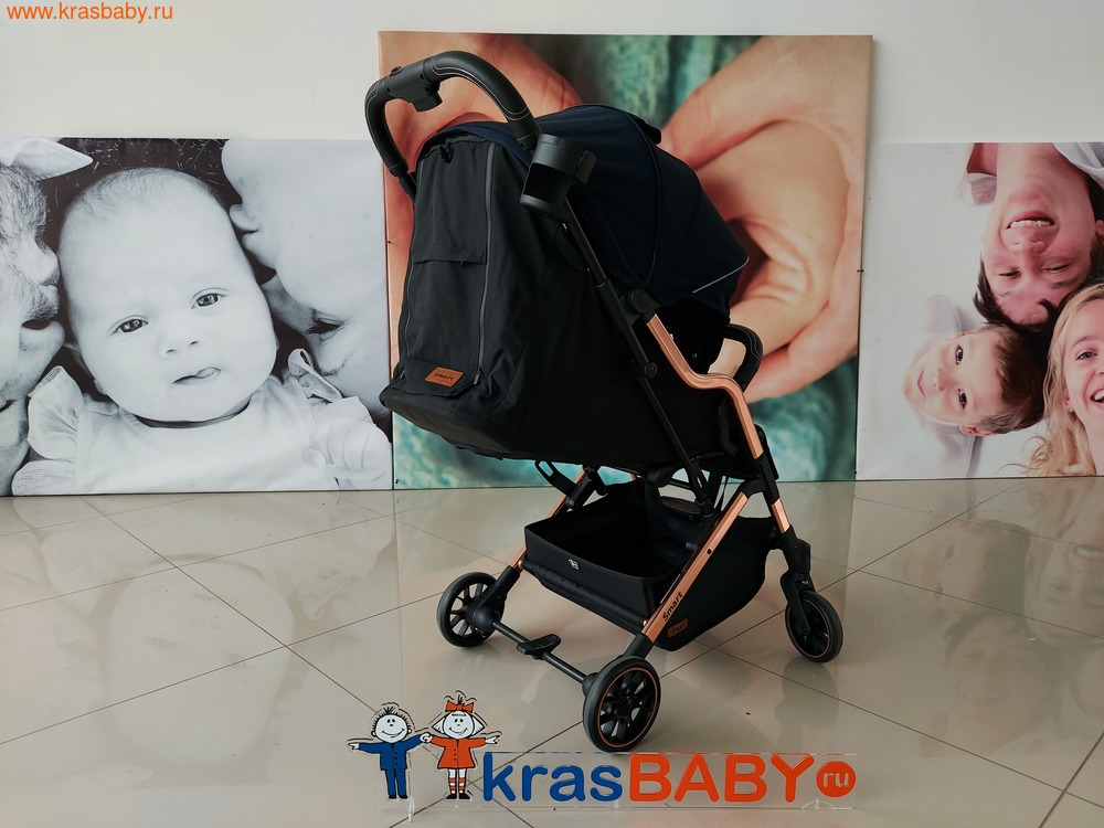 Коляска прогулочная Baby Tilly SMART T-169 (фото, вид 24)