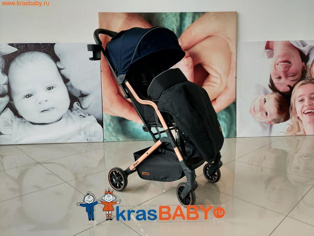 Коляска прогулочная Baby Tilly SMART T-169 (фото, вид 27)