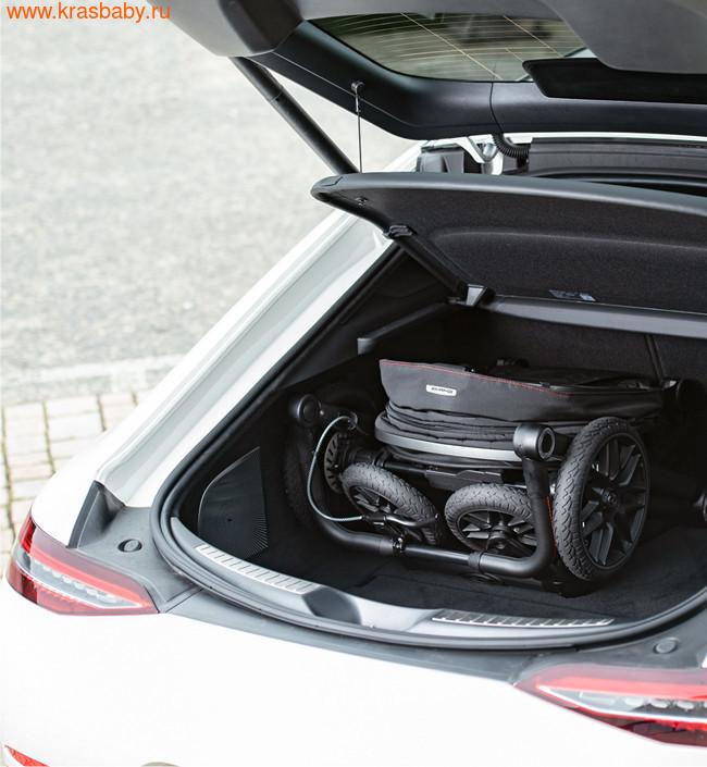 Коляска модульная HARTAN 2 в 1 Hartan AMG GT Black с сумкой Bag 2 Go (фото, вид 12)
