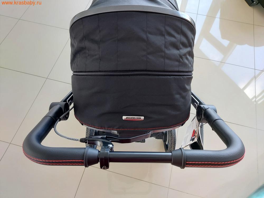 Коляска модульная HARTAN 2 в 1 Hartan AMG GT с сумкой Bag 2 Go (фото, вид 13)