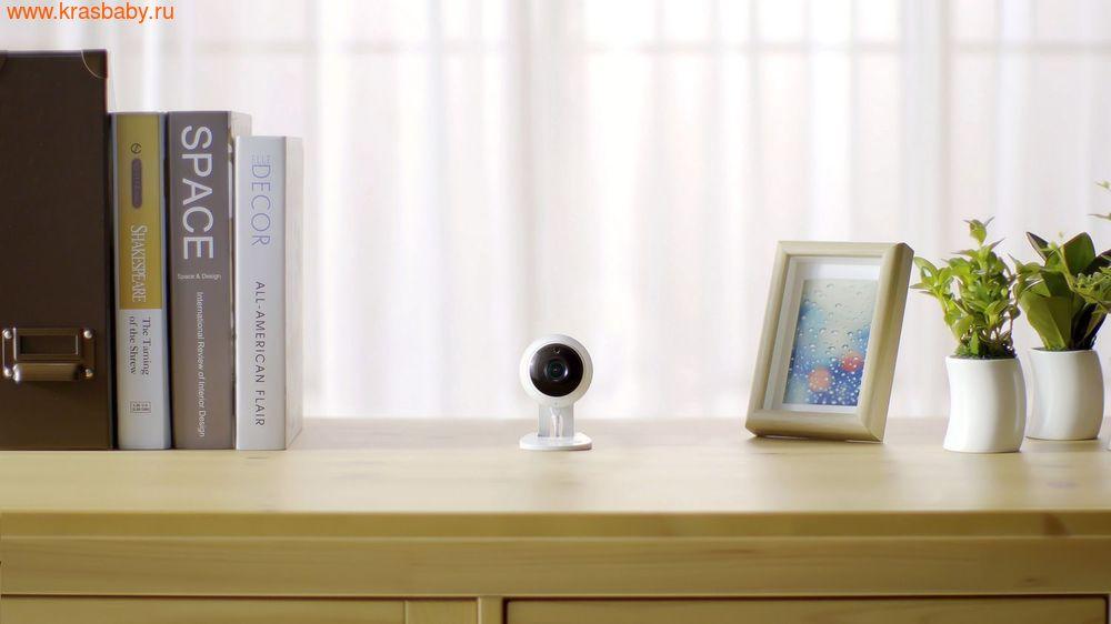 Видеоняня Wisenet Видеоняня SmartCam SNH-C6417BN Full HD (фото, вид 6)