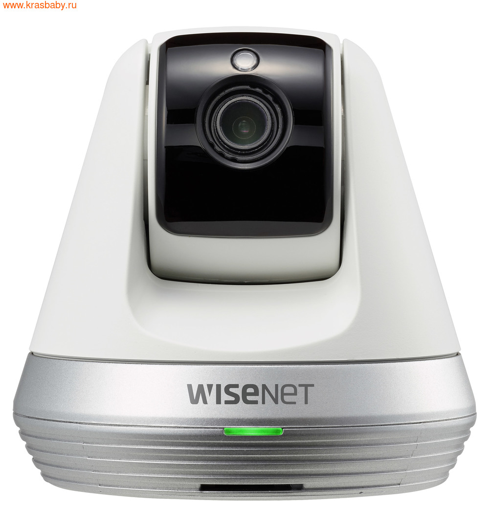 Видеоняня Wisenet Wi-Fi Видеоняня SmartCam SNH-V6410PNW (фото, вид 2)