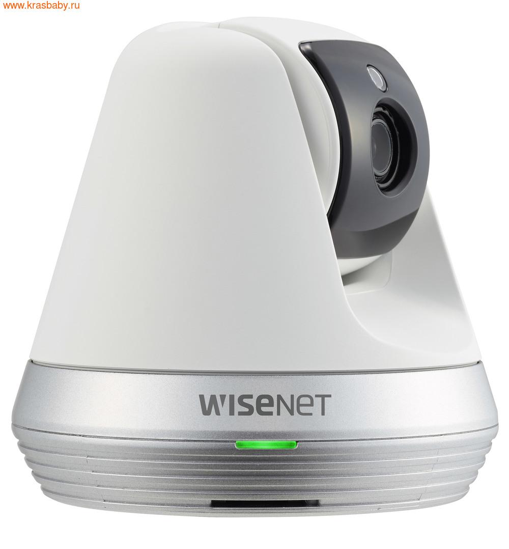 Видеоняня Wisenet Wi-Fi Видеоняня SmartCam SNH-V6410PNW (фото, вид 3)