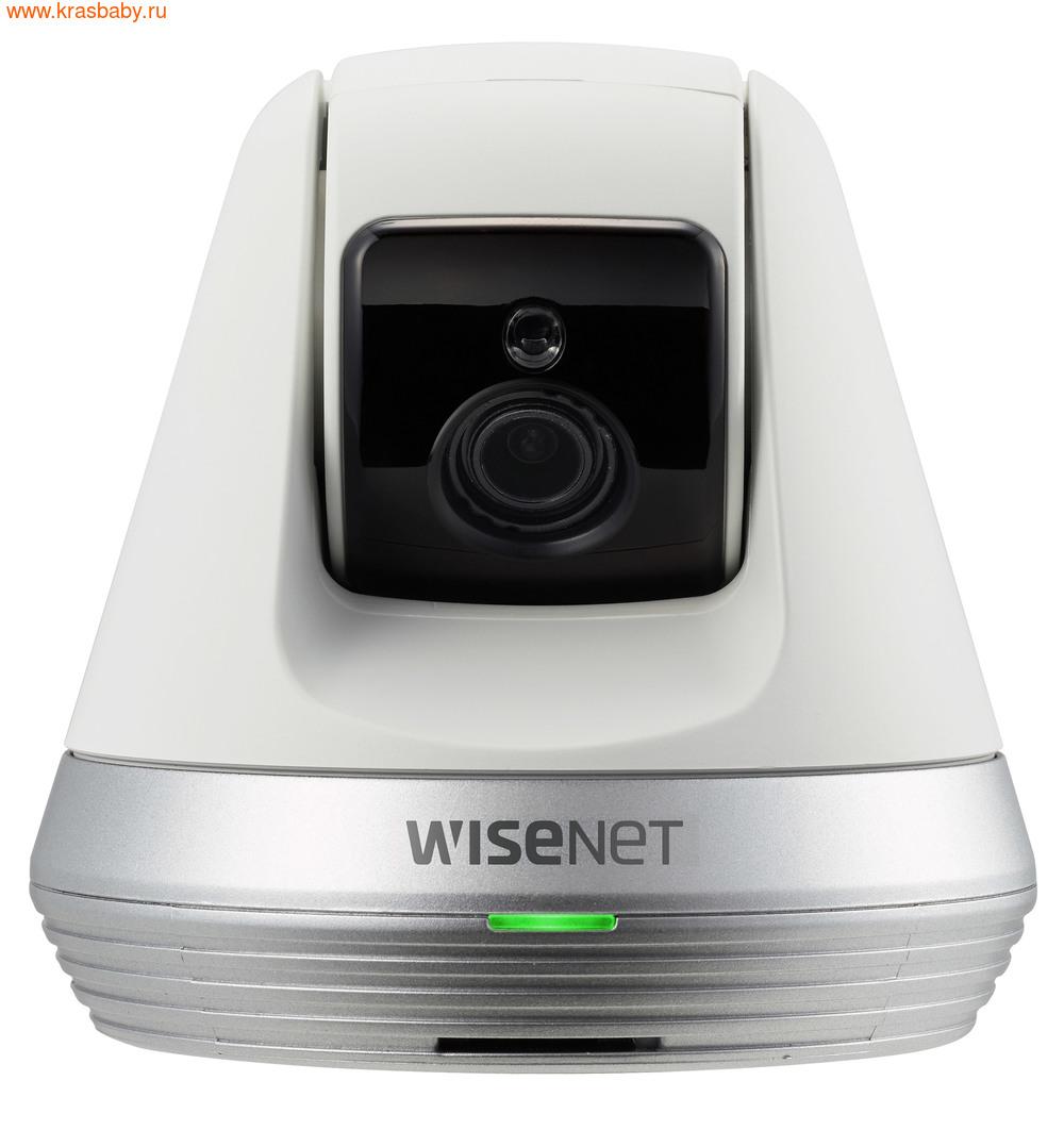 Видеоняня Wisenet Wi-Fi Видеоняня SmartCam SNH-V6410PNW (фото, вид 4)