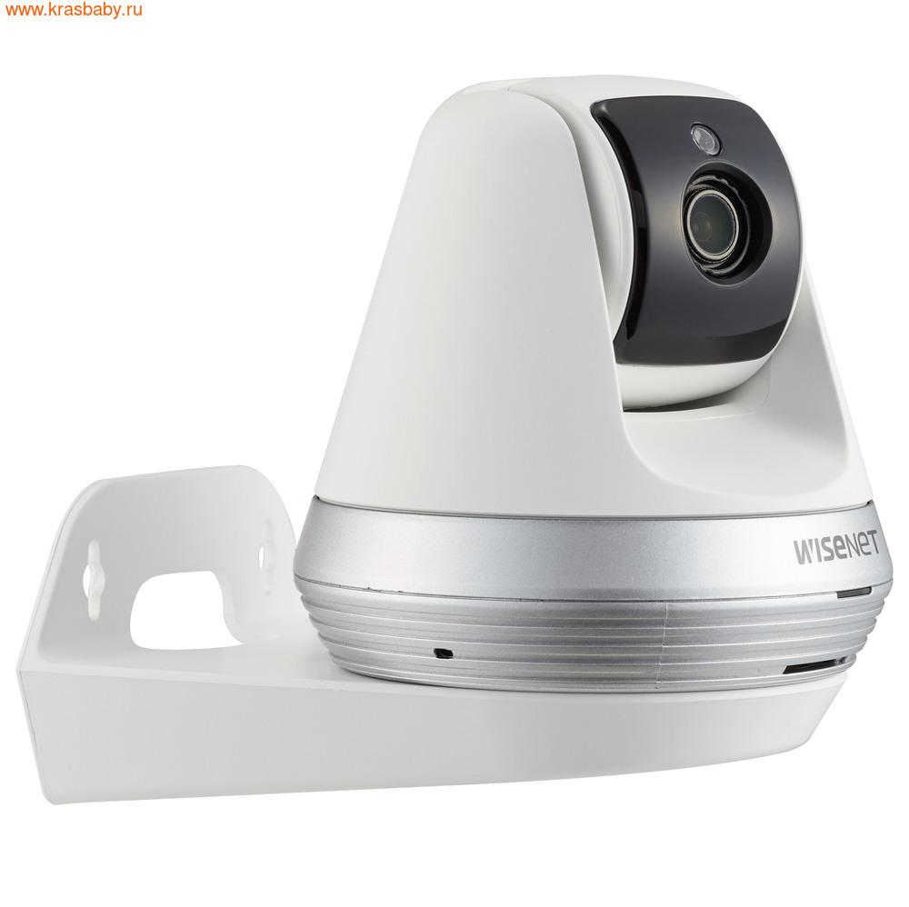 Видеоняня Wisenet Wi-Fi Видеоняня SmartCam SNH-V6410PNW (фото, вид 5)